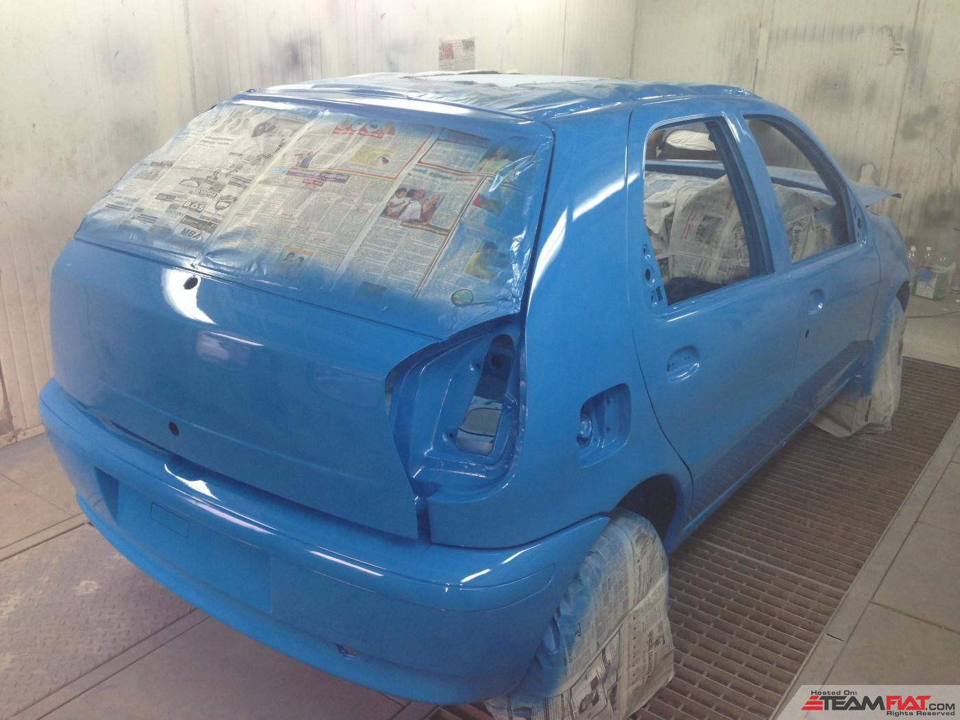 Car in Paint Booth - Rear.jpg