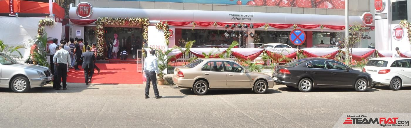 Fiat inaugurates in exclusive showroom..jpg
