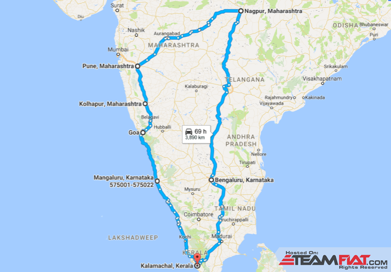 Tvm-Nagpur-Goa-Tvm-Map.png