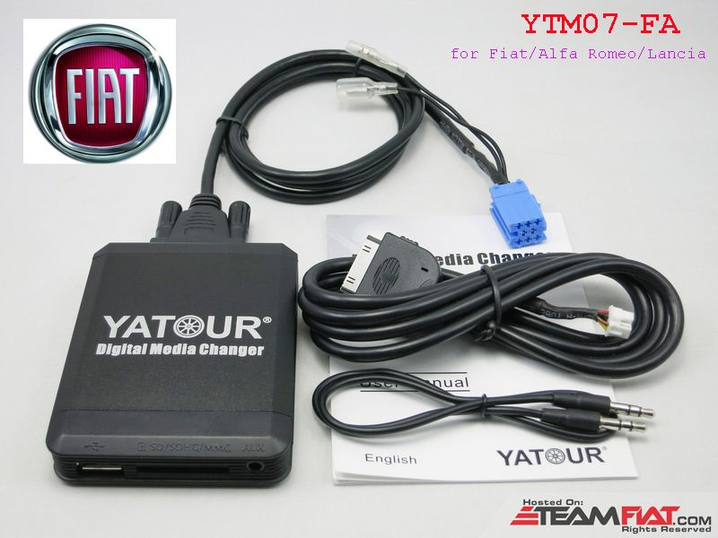 YATOUR-YTM07-FA-USB-iPhone-interface-CD-changer-for-Fiat-Alfa-Romeo-Lancia-OEM-Blaupunkt-head.jpg