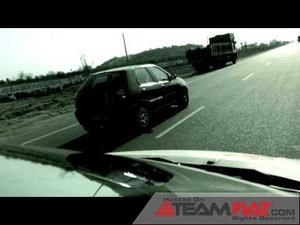 Fiat Punto Abarth India
